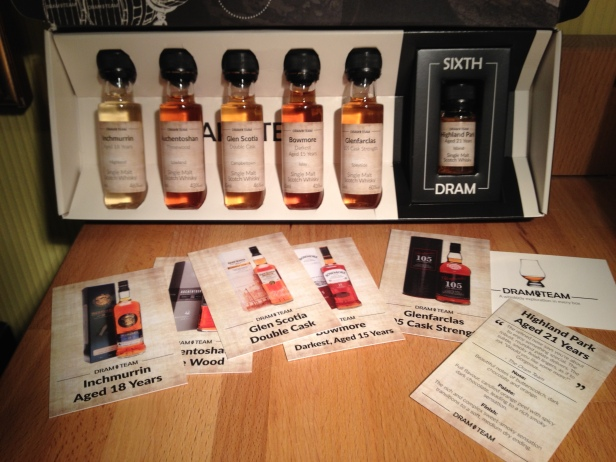 The Dram Team Pack Open