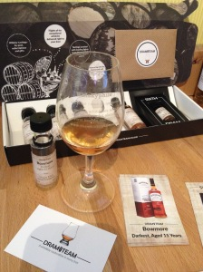 The Dram Team Bowmore 15 Years Old Darkest