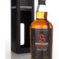 Springbank 12 Years Old Cask Strength Batch 11 ~ 53.8% (J & A Mitchell)