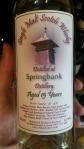 WhB Springbank 15 Rum Cask 300