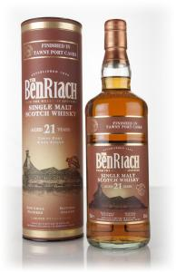 benriach-21-year-old-tawny-port-cask-finish-whisky