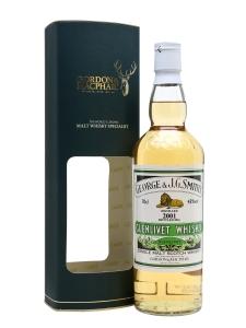 Glenlivet 2001 Bottled 2016 (Gordon & MacPhail)