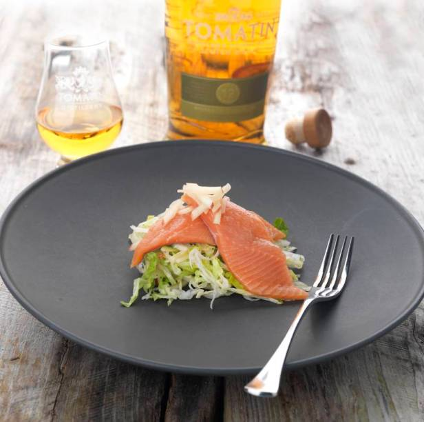 Tomatin trout
