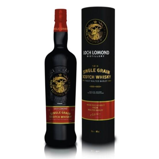 Loch Lomond Single Grain Whisky