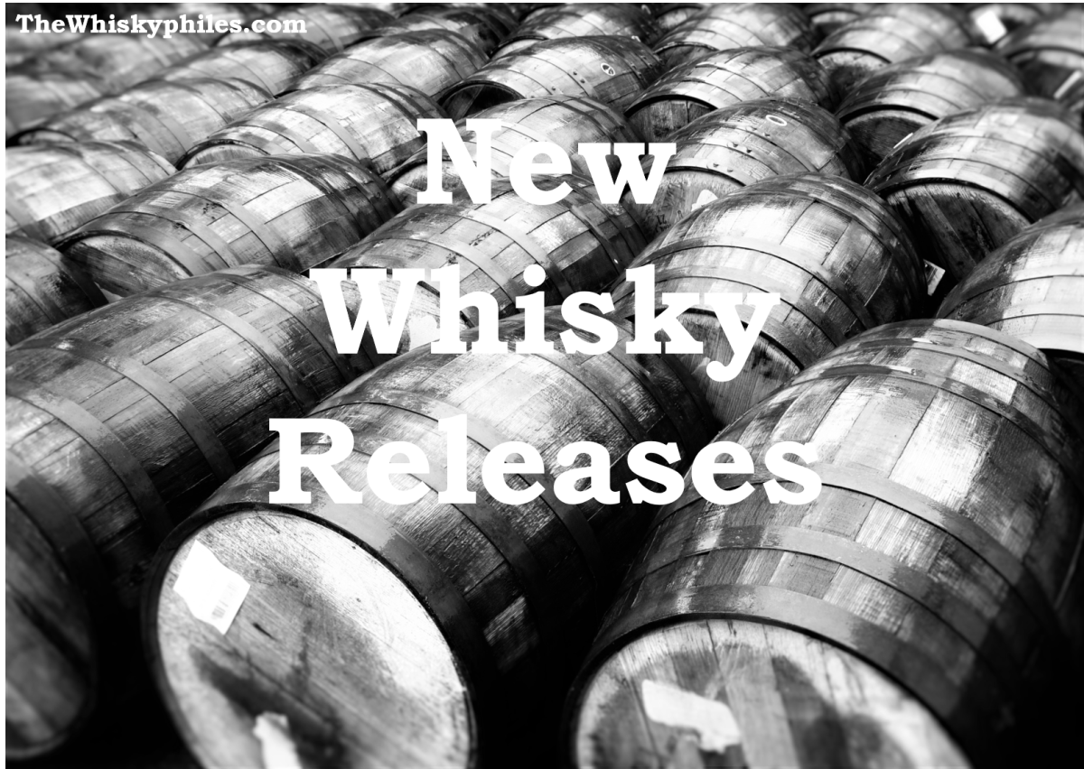 Whisky New Releases 2016 Week 38