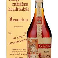 Lemorton 25 Ans Grande Reserve ~ 40% (Calvados Didier Lemorton)