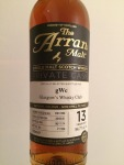 arran-13-year-old-2001-glasgows-whisky-club