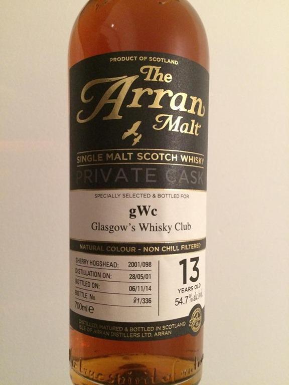 arran-13-year-old-2001-glasgows-whisky-club