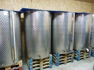 Lemorton Process Tanks
