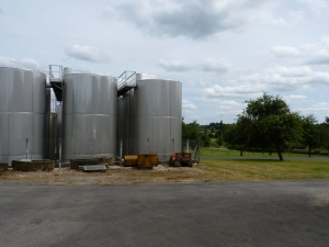 Coquerel Process Tanks