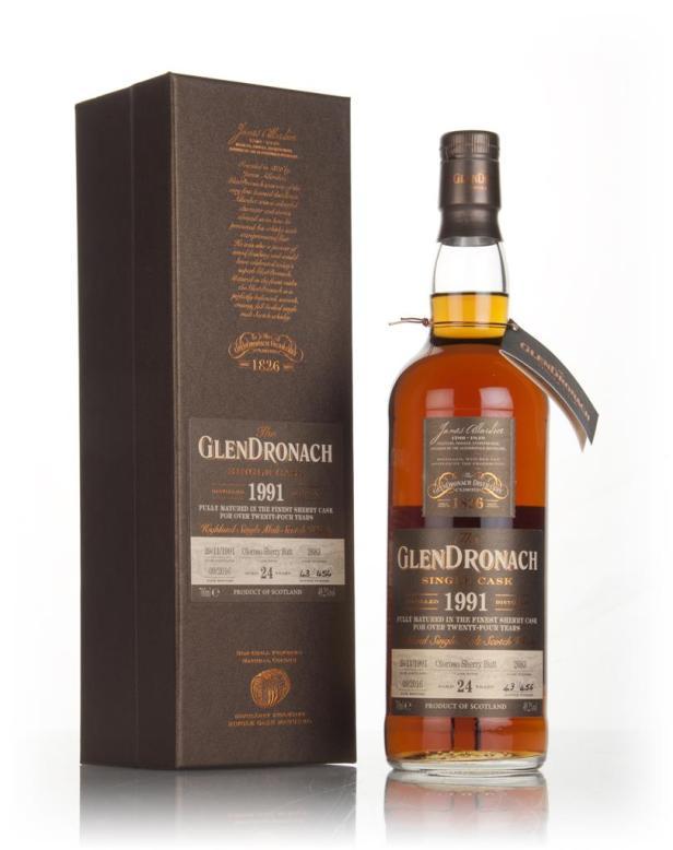 glendronach-24-year-old-1991-cask-2683-whisky