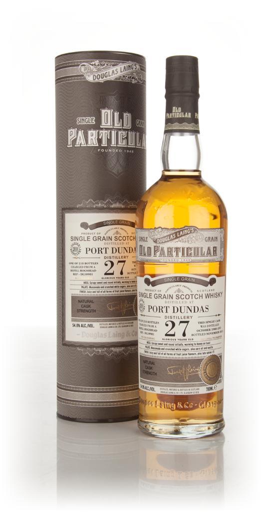 port-dundas-27-year-old-1988-cask-10981-old-particular-douglas-laing-whisky