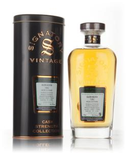 glen-keith-23-year-old-1992-casks-120581-and-120582-cask-strength-collection-signatory-whisky