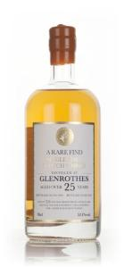 glenrothes-25-year-old-1991-a-rare-find-gleann-mor-whisky