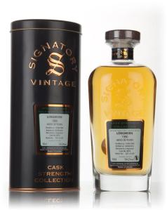 longmorn-26-year-old-1990-cask-8618-cask-strength-collection-signatory-whisky