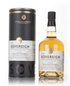 strathclyde-26-year-old-1990-cask-13045-the-sovereign-hunter-laing-whisky