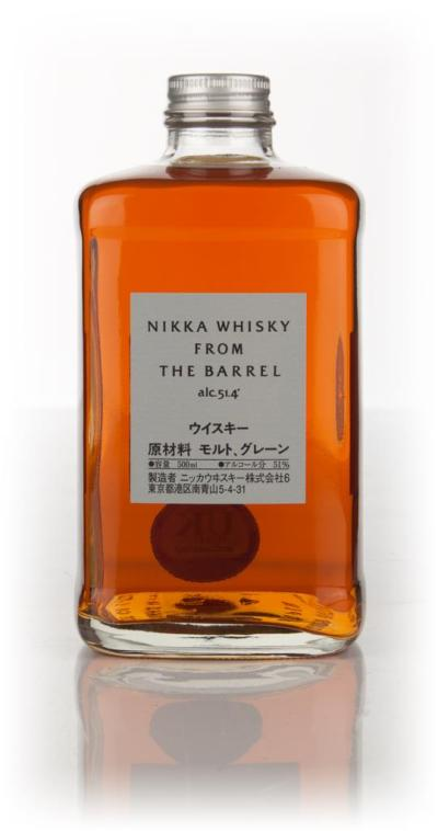 nikka-from-the-barrel-whisky