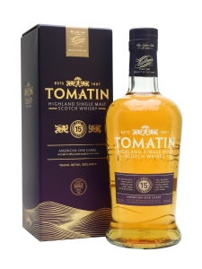 Tomatin 15 Year Old