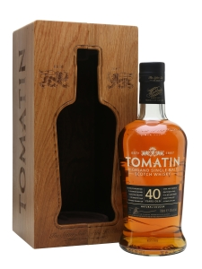 Tomatin 40 Year Old Rare Casks