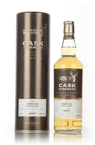 tomatin-8-year-old-2007-casks-4908-4909-4910-and-4911-cask-strength-gordon-and-macphail-whisky