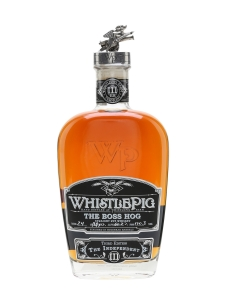 WhistlePig The Boss Hog 14 Year Old 3rd Edition