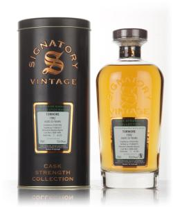 tormore-23-year-old-1992-casks-5690-and-5691-cask-strength-collection-signatory-whisky