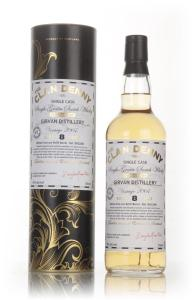 girvan-8-year-old-2007-cask-11006-the-clan-denny-douglas-laing-whisky