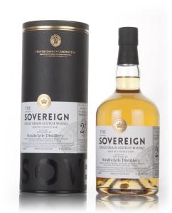 strathclyde-25-year-old-1990-cask-12281-the-sovereign-hunter-laing-whisky