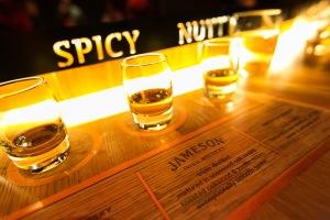 Jameson Distillery Tasting