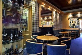 Ardhsiel Hotel bar area