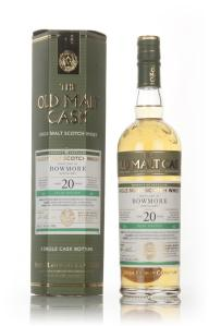 bowmore-20-year-old-1996-cask-13284-old-malt-cask-hunter-laing-whisky