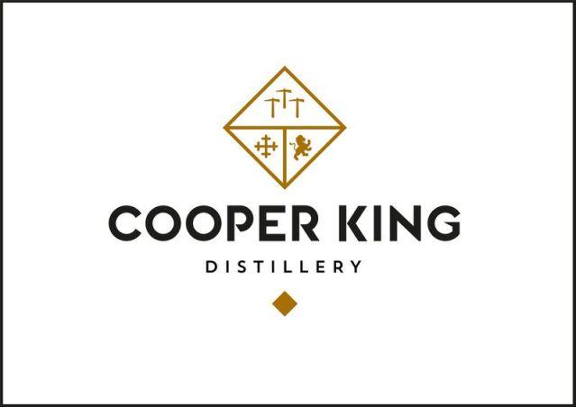 Cooper King Distillery Logo