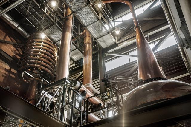 Balcones-Distillery