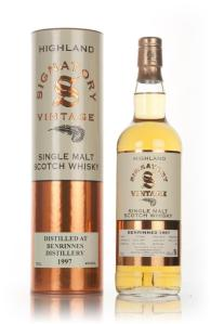 benrinnes-19-year-old-1997-cask-3010-and-3011-signatory-whisky