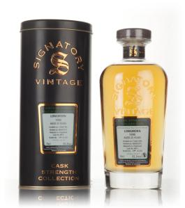 longmorn-25-year-old-1990-cask-8615-cask-strength-collection-signatory-whisky
