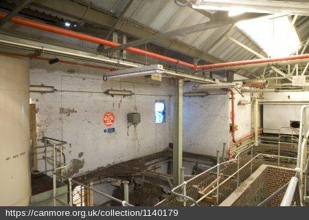 Rosebank Distillery Stillhouse present