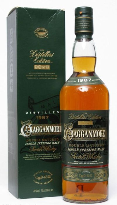 Cragganmore-1987-Distillers-Edition