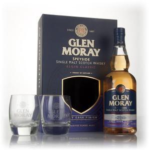 glen-moray-port-cast-gift-pack-with-2-glasses-whiskey