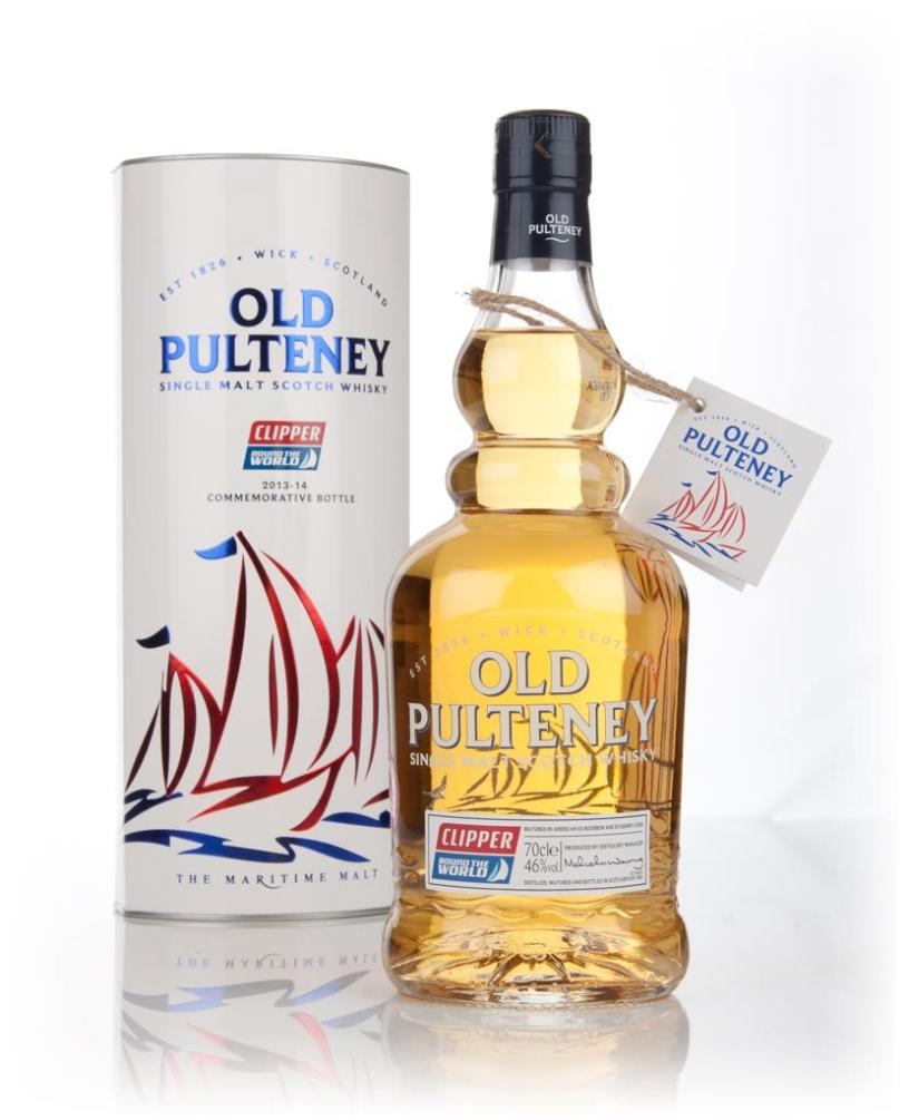 old-pulteney-clipper-commemorative-bottle-whisky
