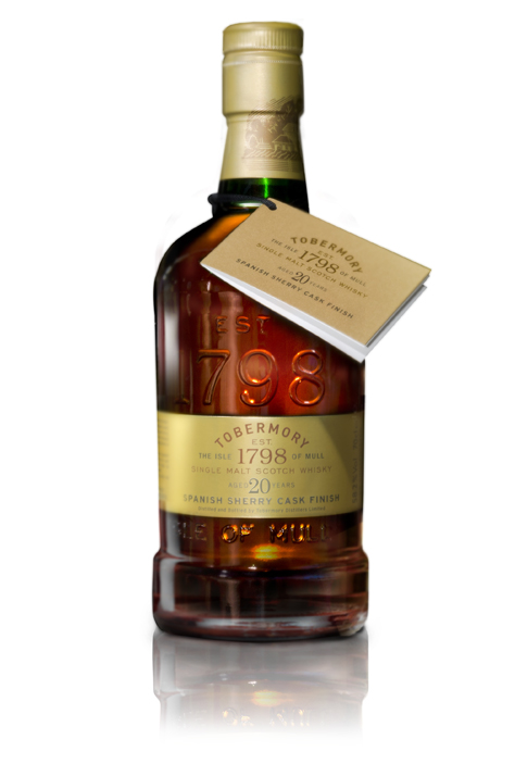 Tobermory 20 Sherry Cask