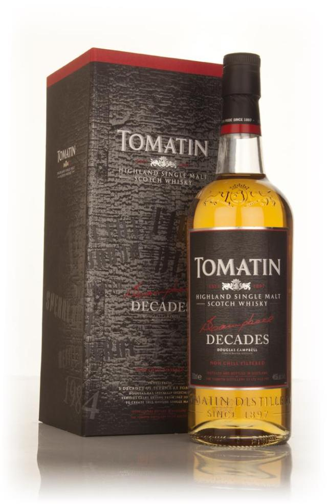 tomatin-decades-whisky