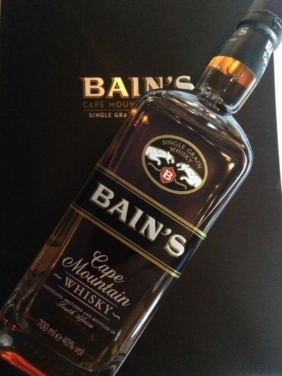 Bain's Single Grain Whisky