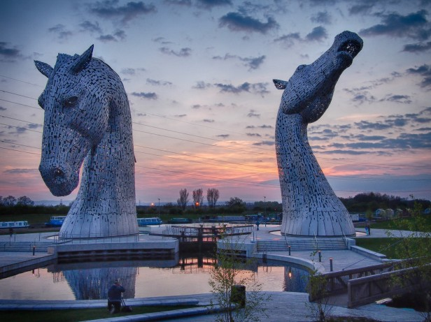 The-Kelpies