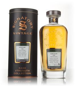 glen-elgin-26-year-old-1990-casks-7877-7870-cask-strength-collection-signatory-whisky