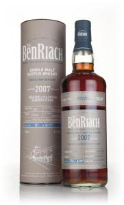 benriach-10-year-old-2007-cask-101-whisky