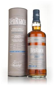 benriach-10-year-old-2007-cask-105-whisky