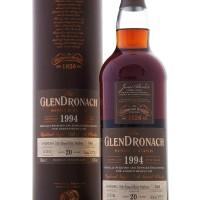 GlenDronach 20 Years Old 1994 Single Cask #3400 ~ 54.8% (Abbey Whisky)