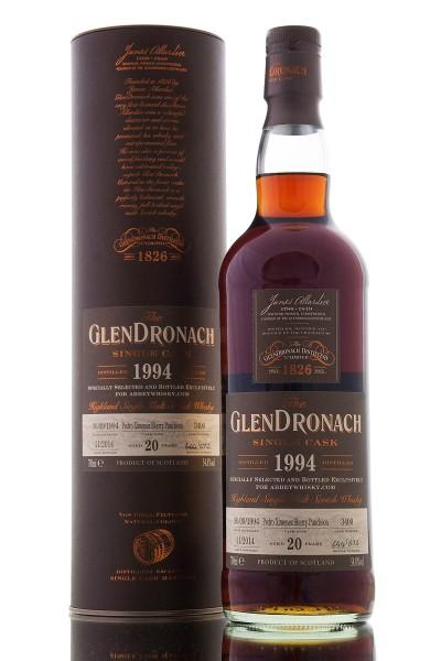 glendronach-single-cask-3400-1994-20-year-old-whisky-abbey-whisky