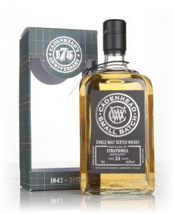 strathmill-24-year-old-1992-small-batch-wm-cadenhead-whisky
