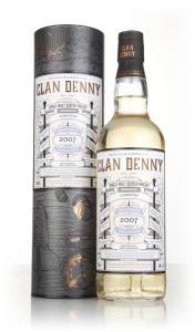 glengoyne-10-year-old-2007-cask-11893-clan-denny-douglas-laing-whisky